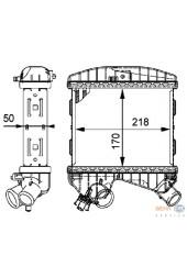 Ψυγείο Intercooler BEHR 450 diesel