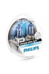 Λάμπες PHILIPS H4 Diamond Vision Σετ