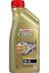 Λάδι Castrol Edge Turbo Diesel 5W-40 1L