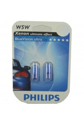 Λάμπες PHILIPS W5W WhiteVision