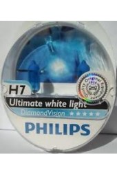 Λάμπες PHILIPS H7 Diamond Vision Σετ